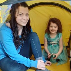wee watch parent profile jade tent